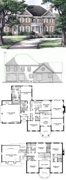 house plans with big bedrooms plantation house plan 77818 total living area 5120 sq ft 5