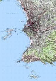 Marseilles France Map by Marseille Frioul Frioul Island Marseille Vieux
