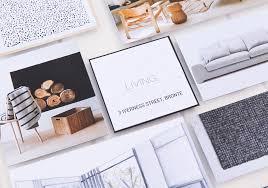 student work interior design online