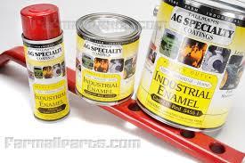 farmall red enamel paint farmall cub a b c h m supers all