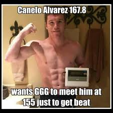Canelo Meme - canelo alvarez insists gennady golovkin has to fight him at 155