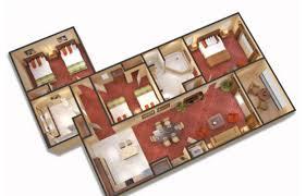 3 bedroom suites near universal studios orlando wdw hilton lake