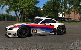bmw z4 safety rating bmw z4 gt3 safety car racedepartment
