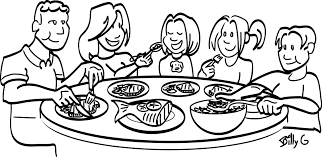 thanksgiving food clip black and white the mad wallpapers