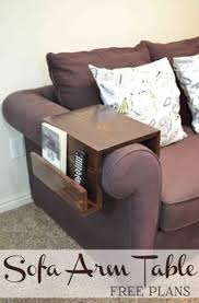 couch arm coffee table diy wooden couch sleeve wooden couch alternative and coffee