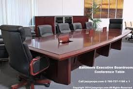 Executive Boardroom Tables Baltimore Boardroom Table