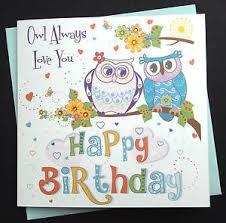 funny romantic handmade birthday card husband wife girlfriend