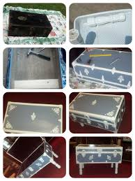220 best restore a trunk revive a suitcase images on pinterest