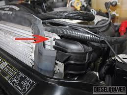 Ford Diesel Truck Block Heater - 6 4l problems diesel power magazine
