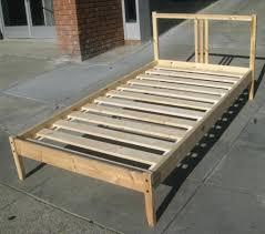 Mandal Ikea Ikea Steel Bed Frame U2013 Bare Look