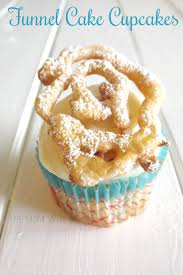 funnel cake cupcakes the mom who