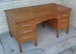Office Desk Vintage Wooden Office Desk Office Desk Vintage Work Desk Antique Wooden