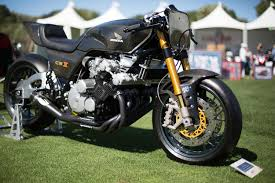 honda cbx shooting stars the best of the 2016 quail gathering 17 inch