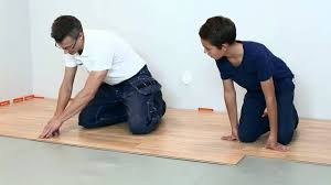 Innovations Laminate Flooring Installation Of Laminate Flooring With 5g Fold Down Youtube