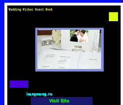 Wedding Wishes Guest Book Wedding Wishes Guest Book 135158 The Best Image Search 9320204