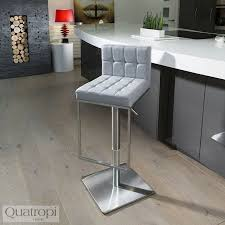 Kitchen Breakfast Bar by Luxury Grey Kitchen Breakfast Bar Stool Seat Height Adjustable
