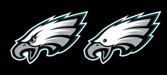 r logo the philadelphia eagles logo without eyebrows eagles