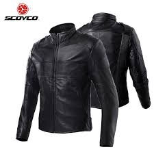 gsxr riding jacket scoyco motorcycle jacket moto leather jacket waterproof outdoor