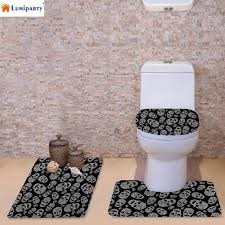 Red Bathroom Rugs Sets by Online Get Cheap Red Bathroom Rug Sets Aliexpress Com Alibaba Group