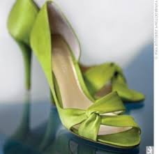 wedding shoes green green wedding shoes wedding party central