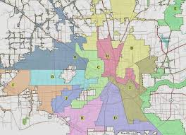 houston map districts not of it may 2014