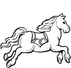 little horse cool coloring pages coloring pages for kids