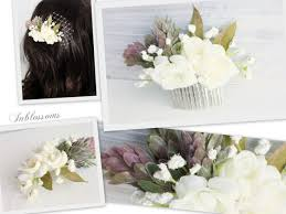 handmade hair accessories wedding hair jewelry handmade bridal accessories inblossoms