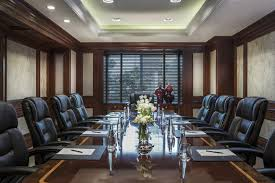 boardroom i the ritz carlton santiago