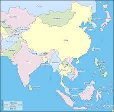 Map Com Süd Und Ostasien Kostenlose Karten Kostenlose Stumme Karte