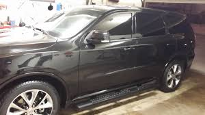 dodge durango running boards 2014 running boards and husky weatherbeaters for sale