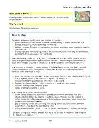 creative revision teachit english