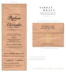 send n sealed wedding invitations on 100 recycled paper simply