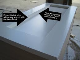 how to get a smooth finish when painting kitchen cabinets how to get a smooth painted finish pink toes and power tools