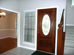 Antique Exterior Door Entryway Door Curtains Juniorderby Me