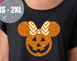 glitter disney halloween shirt minnie boo tri blend dolman tee
