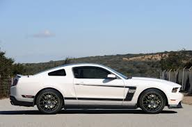2010 Mustang Black Rims 2012 Ford Mustang Gt Premium Coupe In Performance White