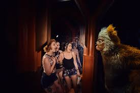 the thrills and chills of halloween horror nights 2017 at