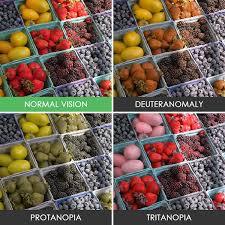 Color Blind Design How The World Looks Like For Color Blind People U2013 Design Swan