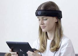eeg headband eeg brain trainer promises to unleash underlying power
