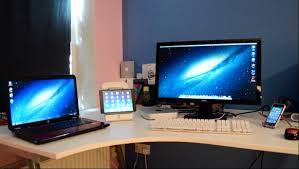 ultimate tech setup apple desk tour july 2013 youtube
