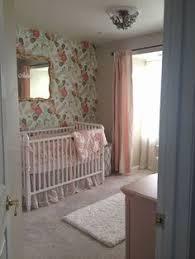 vintage nursery girls nursery pink nursery nursery decor