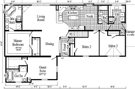 floor plans ranch style homes the extended family ii modular home pennflex series standard as