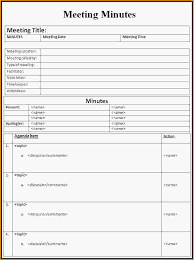 meeting minutes templates meeting minutes form templates franklinfire co