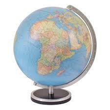 Pathfinder World Map by Columbus Pathfinder 13 Inch Illuminated Interactive Globe Dura