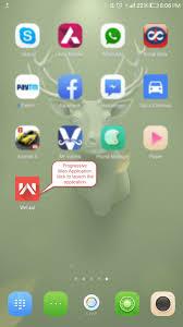 opencart progressive web application module for pwa