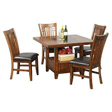 amazon com zahara dining table w drop leaf tables