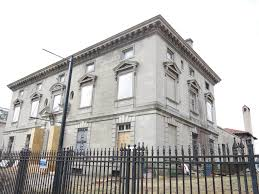 work finally begins at the old italian embassy on 16th street