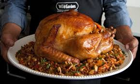 give thanksgiving a twist with garden recipes