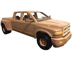 wooden pickup truck truck patterns u0026 kits