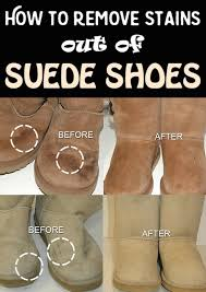 How To Remove Stains Out Of Suede Shoes Cleaninginstructor Com